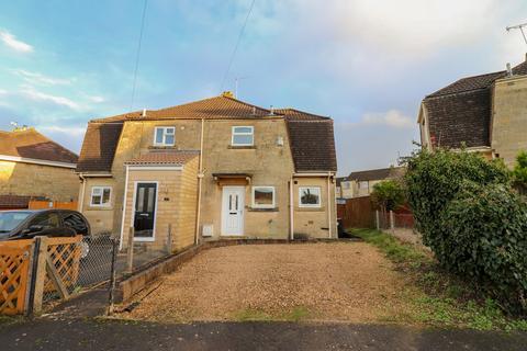 2 bedroom semi-detached house for sale - Roundhill Park, Southdown, Bath