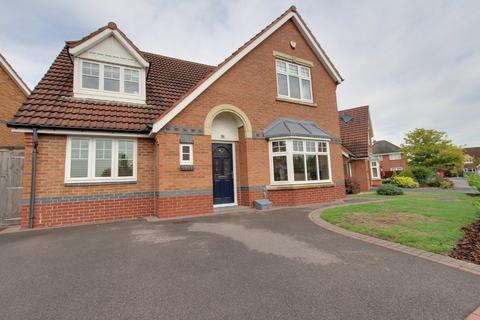 4 bedroom detached house for sale - Ascot Drive, Dosthill, Tamworth