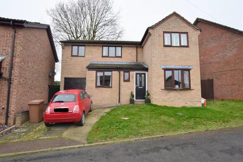 4 bedroom detached house for sale - Parmenter Drive, Great Cornard, Sudbury CO10 0YS