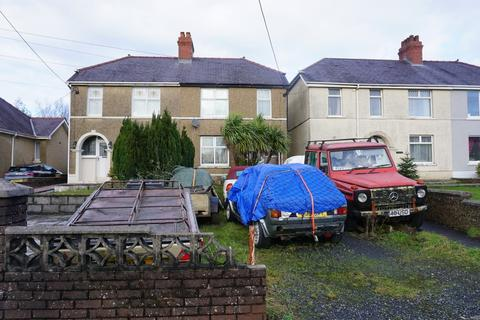 2 bedroom semi-detached house for sale - Heol Y Parc, Cefneithin, Llanelli