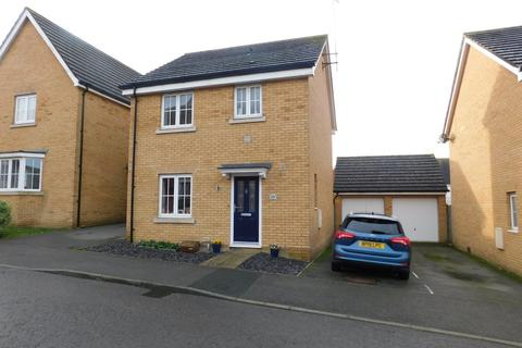 3 bedroom link detached house for sale - Goosander Road, Stowmarket