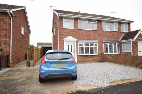 3 bedroom semi-detached house for sale - Willowdale, Sutton Park, Hull