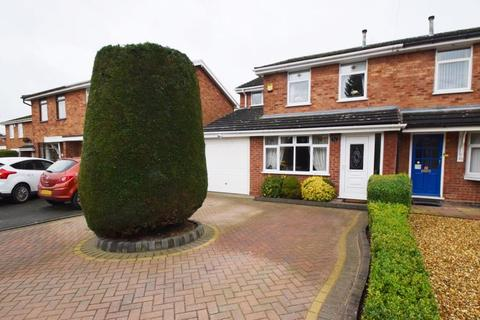 3 bedroom semi-detached house for sale - Eagle Close, Cheslyn Hay, Staffordshire