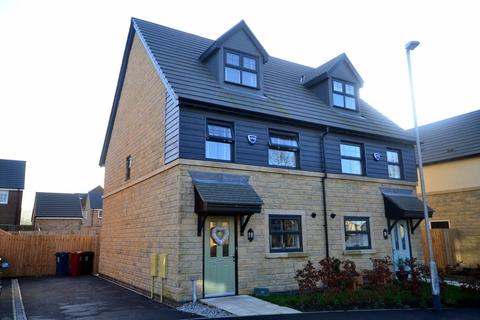 3 bedroom semi-detached house for sale - Higher Standen Drive, Clitheroe, BB7 1FT