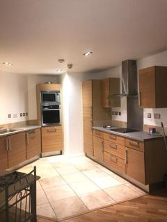 2 bedroom flat to rent - City Tower, Cross Harbour, South Quay, Canary Wharf, London, E14 9LS