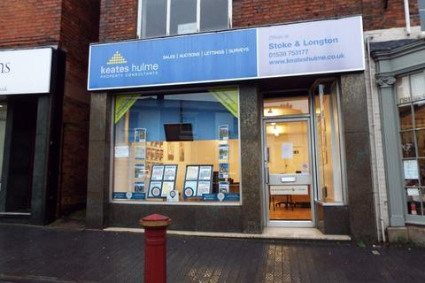 Retail property (high street) to rent - High Street, Stoke-On-Trent