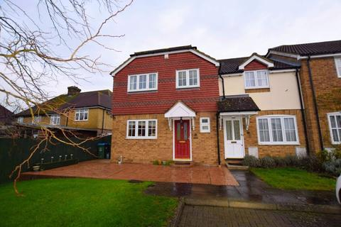 3 bedroom end of terrace house for sale - Turnpike End, Aylesbury
