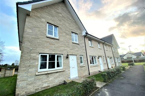2 bedroom end of terrace house to rent - James Tytler Place, Errol,