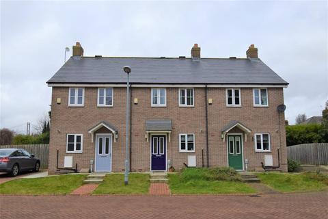 2 bedroom terraced house for sale - Winston Churchill Close, Hessle