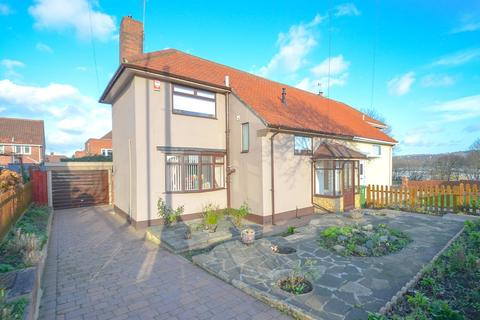 2 bedroom semi-detached house for sale - Larchwood Gardens, Lobley Hill