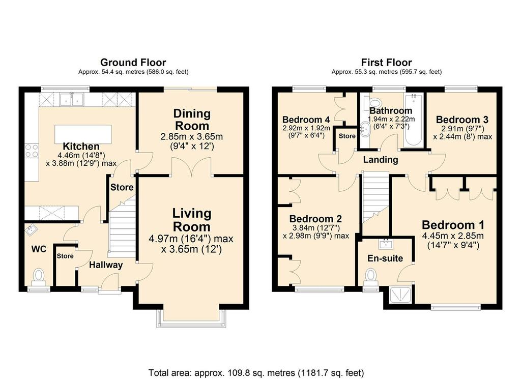Floorplan: 1 Park Hall Gardens.JPG