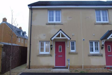 2 bedroom semi-detached house for sale - Clos Y Doc, The Links, Llanelli
