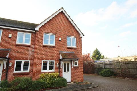 2 bedroom end of terrace house for sale - Hunts Close, Colden Common, Winchester