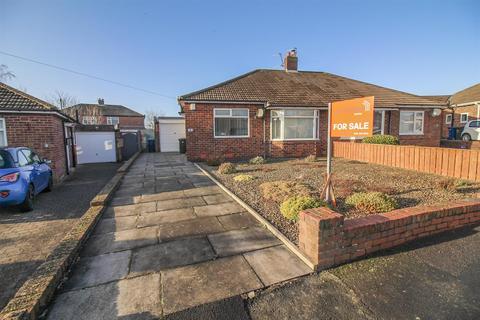 2 bedroom semi-detached bungalow for sale - Kirkwood Place, Brunton Park