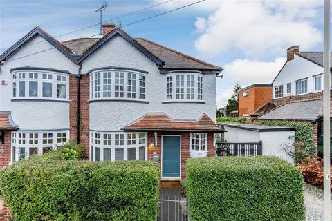 3 bedroom semi-detached house for sale - Westminster Road, Stoneygate, Leicester, Leicestershire