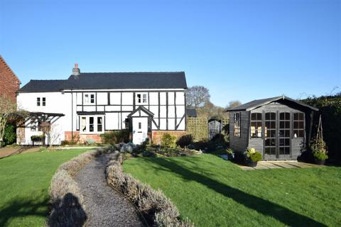 3 bedroom cottage for sale - Pear Tree Cottage, Kinnerly Road, Edgerley, Oswestry SY10 8EN