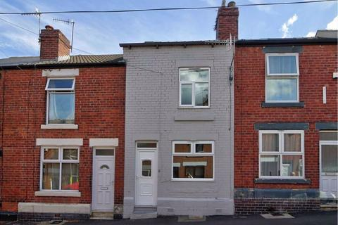 2 bedroom end of terrace house to rent - Dinnington Road, Sheffield, S8