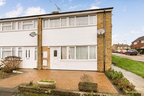 3 bedroom end of terrace house for sale - Franklyn Road, Canterbury
