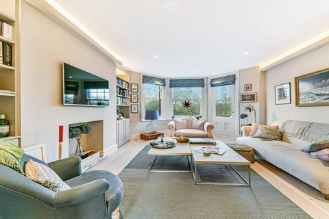 2 bedroom flat to rent - Albany Mansions, SW11