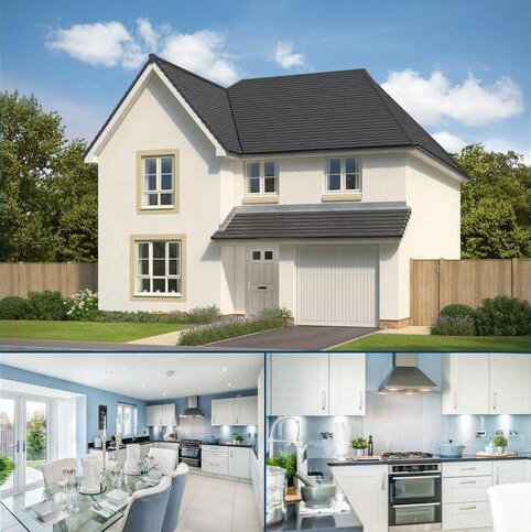 4 bedroom detached house for sale - Plot 169, Cullen at Thornton View, Redwood Drive, East Kilbride, GLASGOW G74