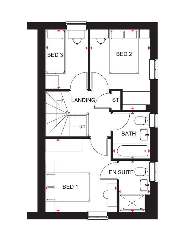 Floorplan 1 of 2: Moresby FF
