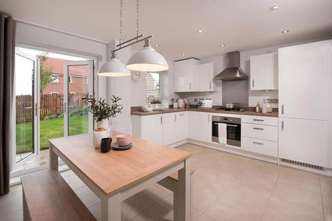 3 bedroom semi-detached house for sale - Plot 43, Maidstone at Kingsley Meadows, Harrogate, Kingsley Rd, Harrogate, HARROGATE HG1
