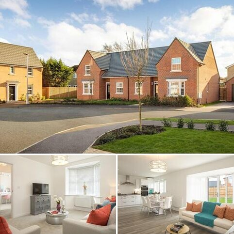 4 bedroom semi-detached house for sale - Plot 136, Melbourne at Saxon Gate, Stamford Bridge, Roman Road, Stamford Bridge, YORK YO41