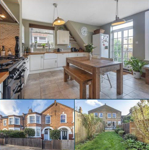 2 bedroom maisonette for sale - Burntwood Lane, Earlsfield