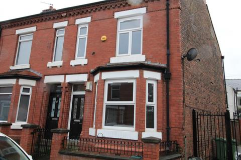 3 bedroom end of terrace house to rent - Crosfield Grove, Gorton, M18
