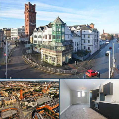 1 bedroom apartment for sale - Mersey View residence, Canning Street, Hamilton Square