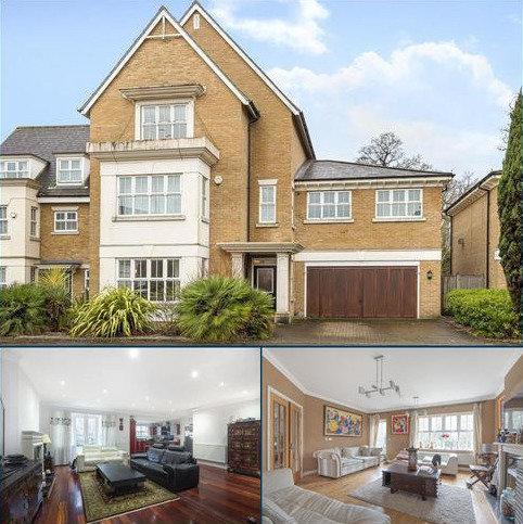 4 bedroom detached house for sale - Deveraux Close, Beckenham
