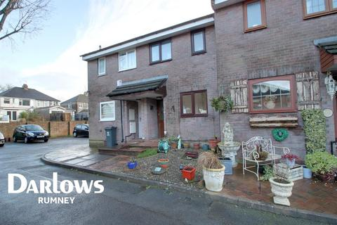 2 bedroom terraced house for sale - Downlands Way, Rumney, Cardiff