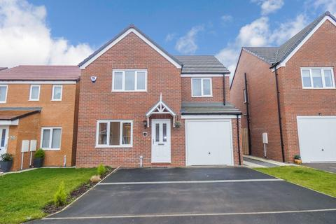 4 bedroom detached house for sale - Shadow Creek Drive, Ashington, Northumberland, NE63 9GW