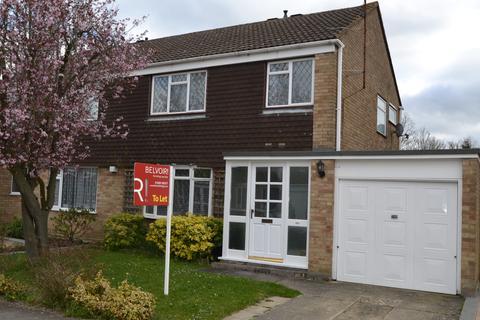 3 bedroom semi-detached house to rent - Piggot Road, Wokingham RG40