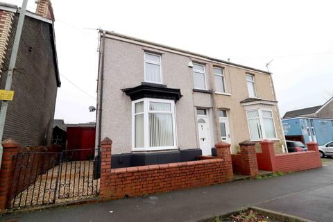 3 bedroom semi-detached house for sale - Mansel Street, Swansea, West Glamorgan, sa4