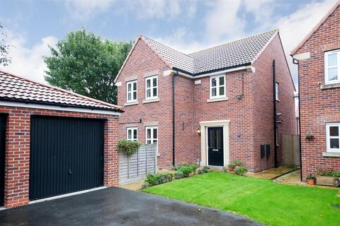 3 bedroom detached house to rent - Amos Drive, Pocklington