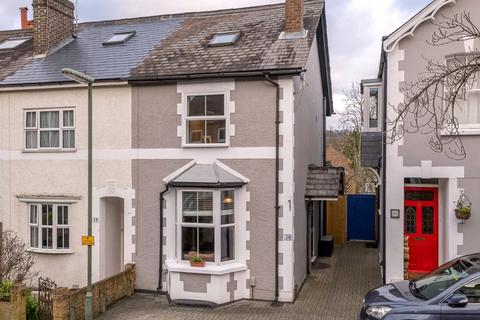 3 bedroom end of terrace house for sale - Doods Road, Reigate, Surrey, RH2