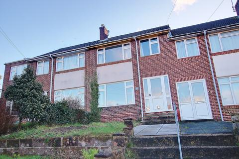 3 bedroom terraced house for sale - WOW! EXTENDED! LOFT ROOM! GARAGE! A MUST SEE!