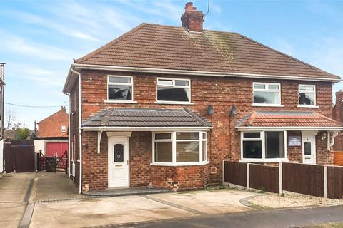 3 bedroom semi-detached house for sale - George Street, Broughton, Brigg, DN20