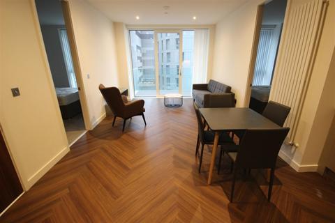 2 bedroom apartment to rent - Blue Media City Uk M50