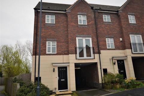 3 bedroom semi-detached house to rent - Girton Way, Mickleover, Derby DE3