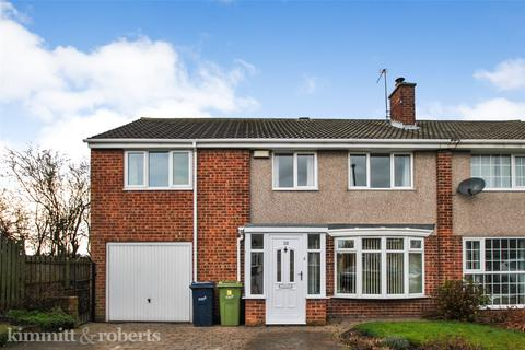 5 bedroom semi-detached house for sale - Aireys Close, Houghton Le Spring, Tyne and Wear, DH4