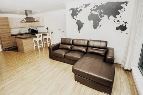 3 bedroom flat to rent - Emerald Apartments Homerton Road, London, E9