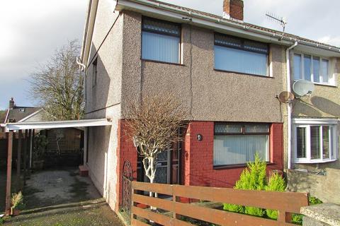 3 bedroom semi-detached house for sale - Cefn Llwyn, Bonymaen, Swansea, City And County of Swansea. SA1 7DR
