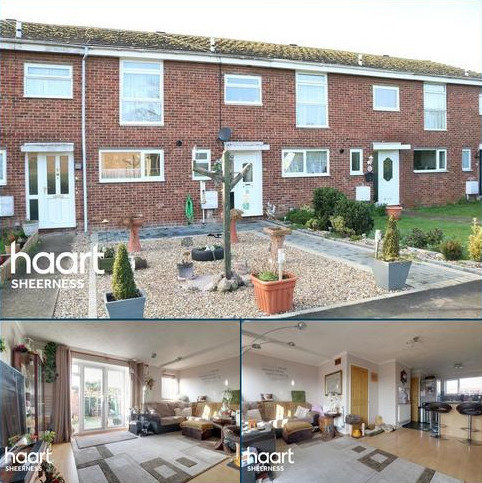 3 bedroom terraced house for sale - Blatcher Close, Minster on Sea