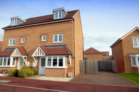 4 bedroom semi-detached house for sale - Brock Close, Stockton-On-Tees, TS21