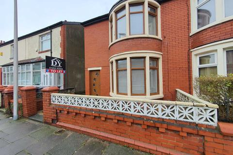2 bedroom semi-detached house to rent - Stamford Avenue, Blackpool