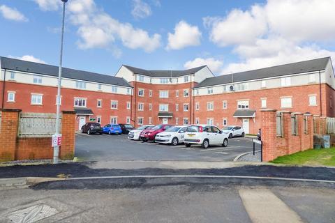 2 bedroom flat for sale - Acklington Court, Ashington, Northumberland, NE63 8UN