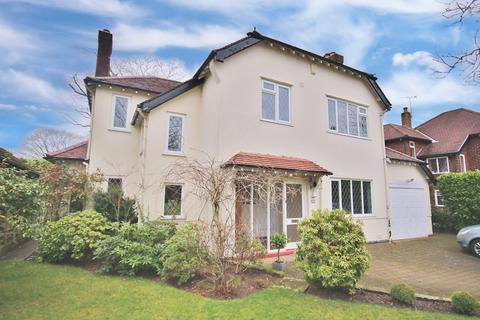 4 bedroom detached house for sale - Broad Walk, Wilmslow