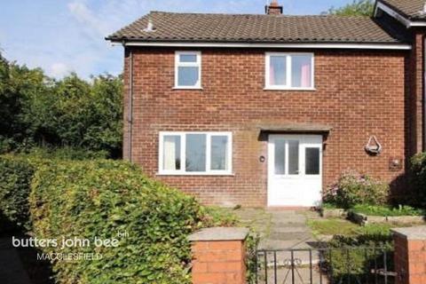 2 bedroom semi-detached house for sale - Delamere Drive, Macclesfield